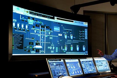 control room par CACV