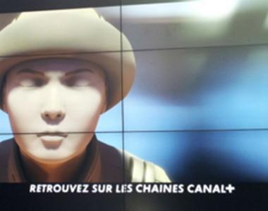 réalisation Canal+ par CACV