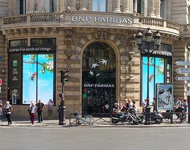 Projet BNP Parisbas par CACV