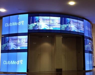 Projet Club Med
